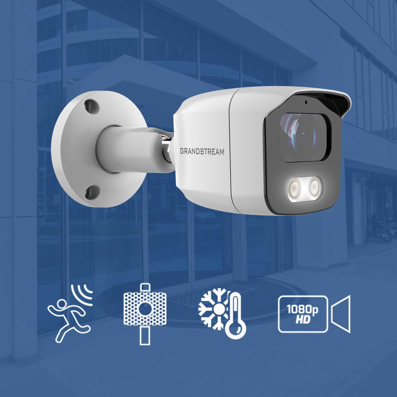 Grandstream GSC3615 Wall-mount IP Camera