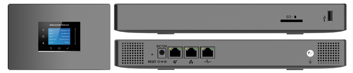 UCM6300A - VoIP IP PBX phone system