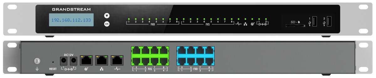 UCM6308A Audio / Voice telecommunications