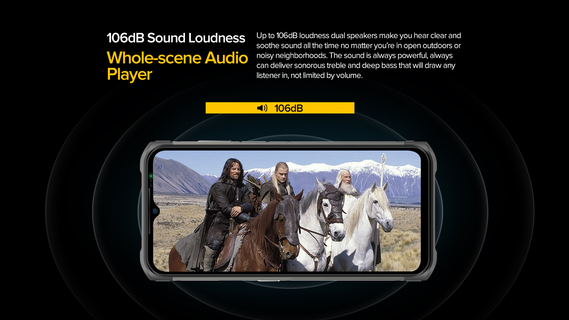 clear audio video specifications armor 12
