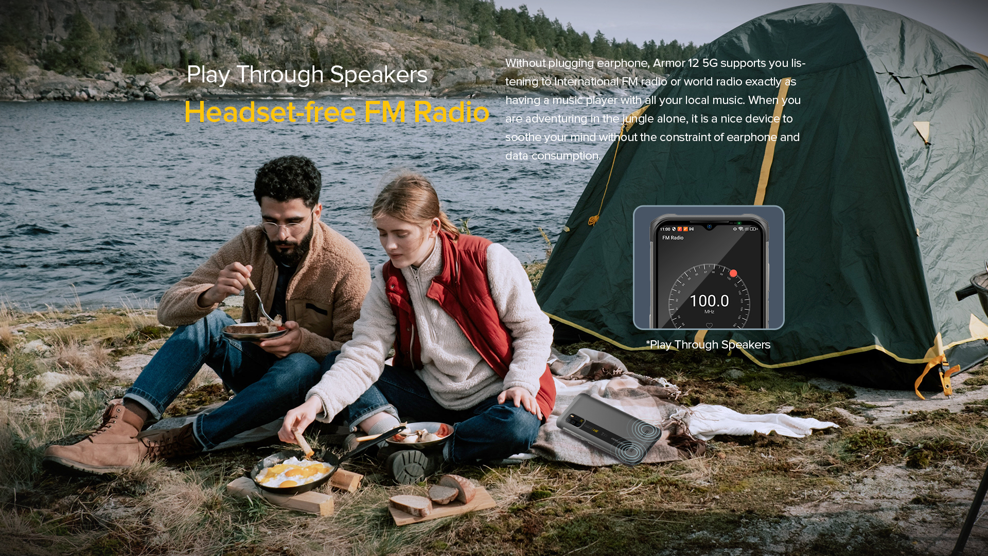 lifestyle rugged cell phone
