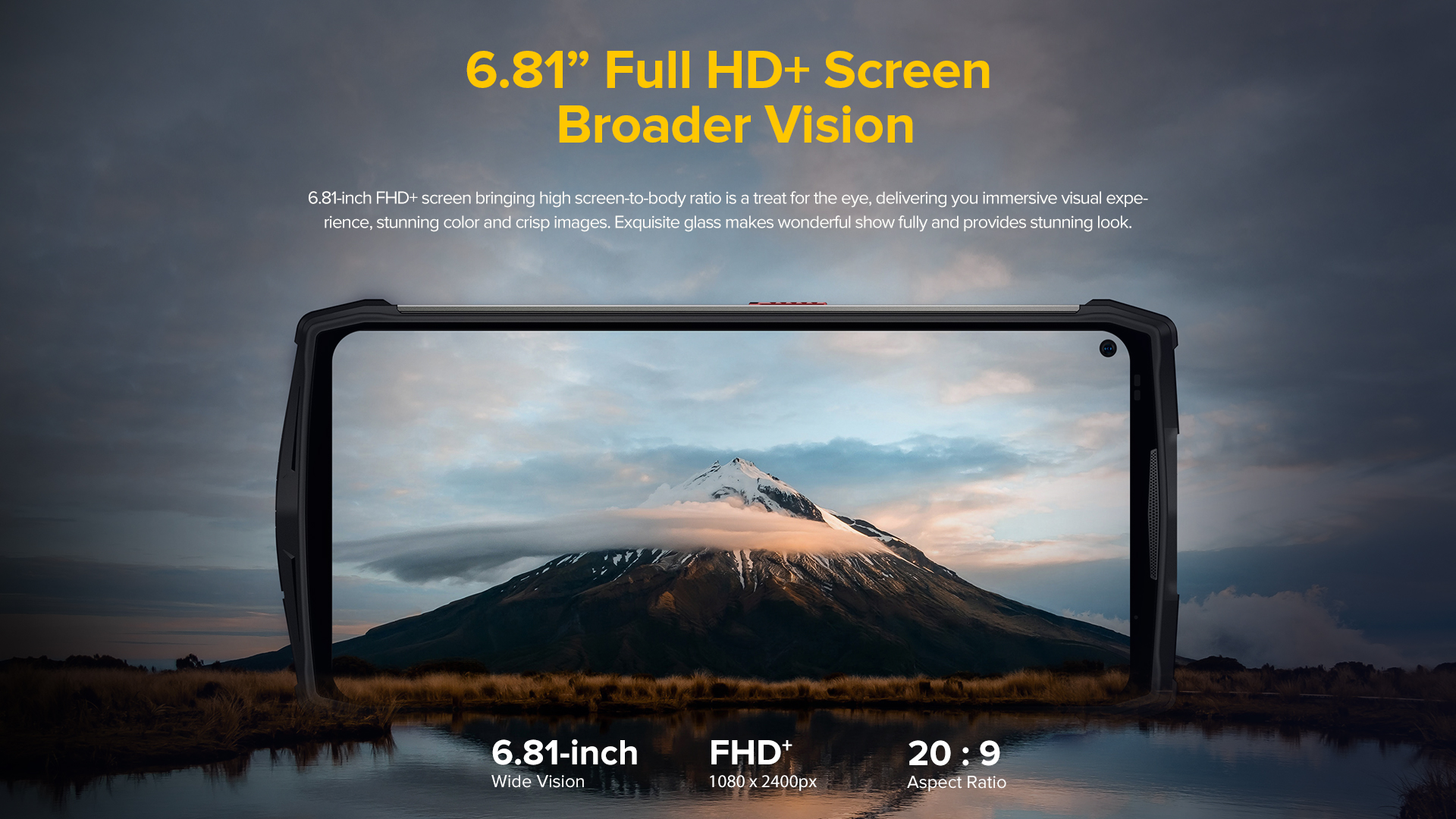 hd video performace screen