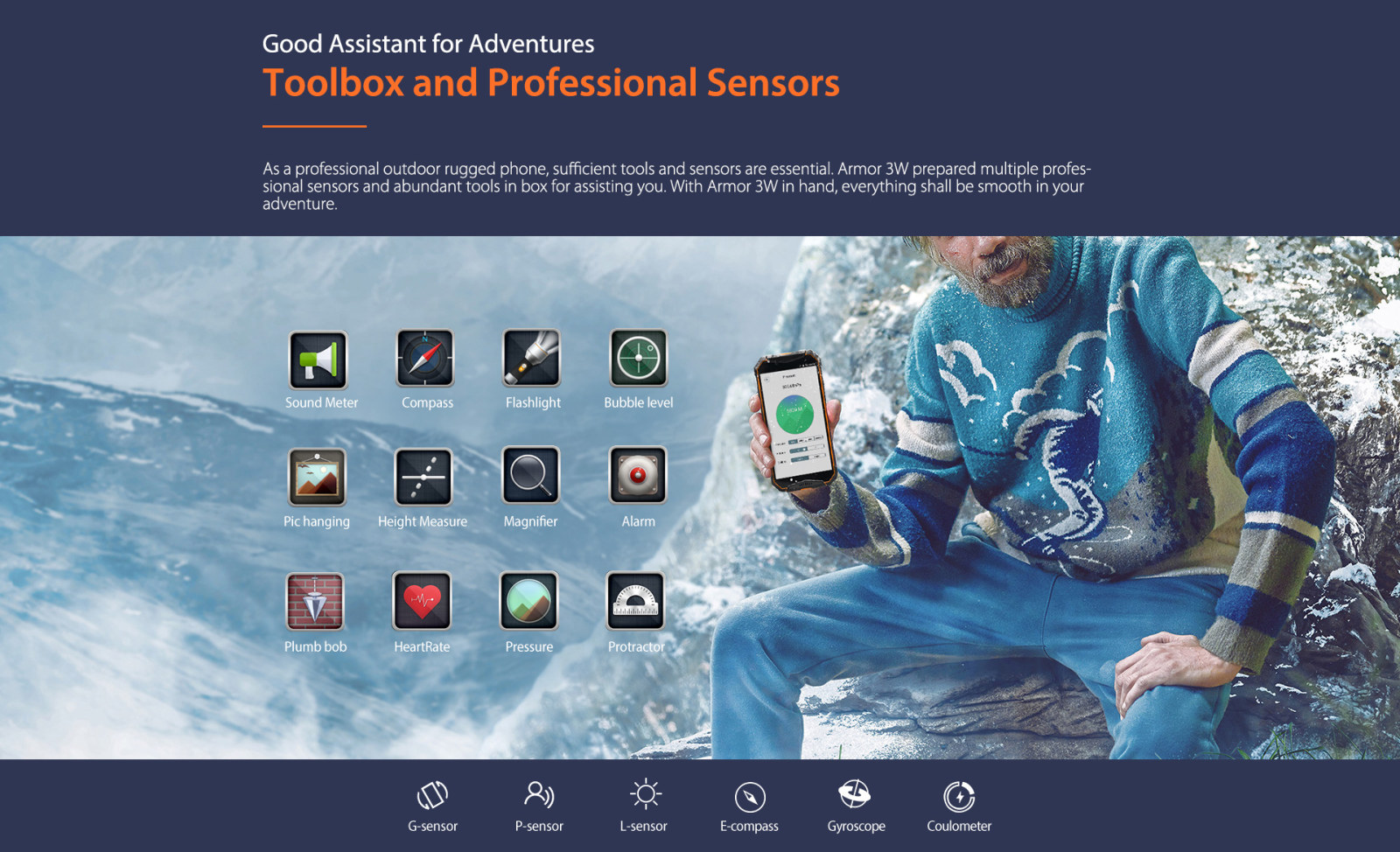 Ulefone professional apps toolkit