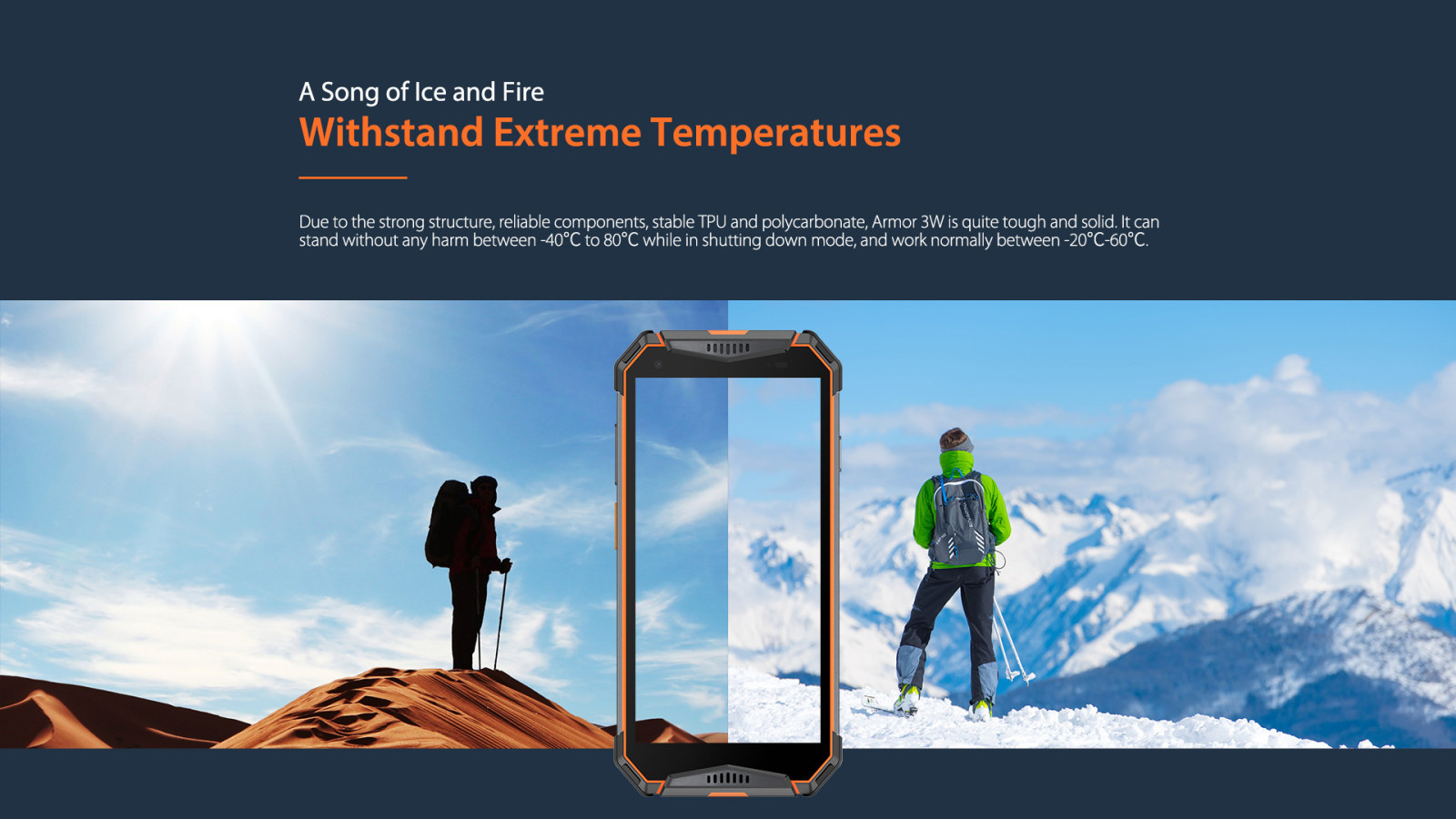 extreme temperature protection