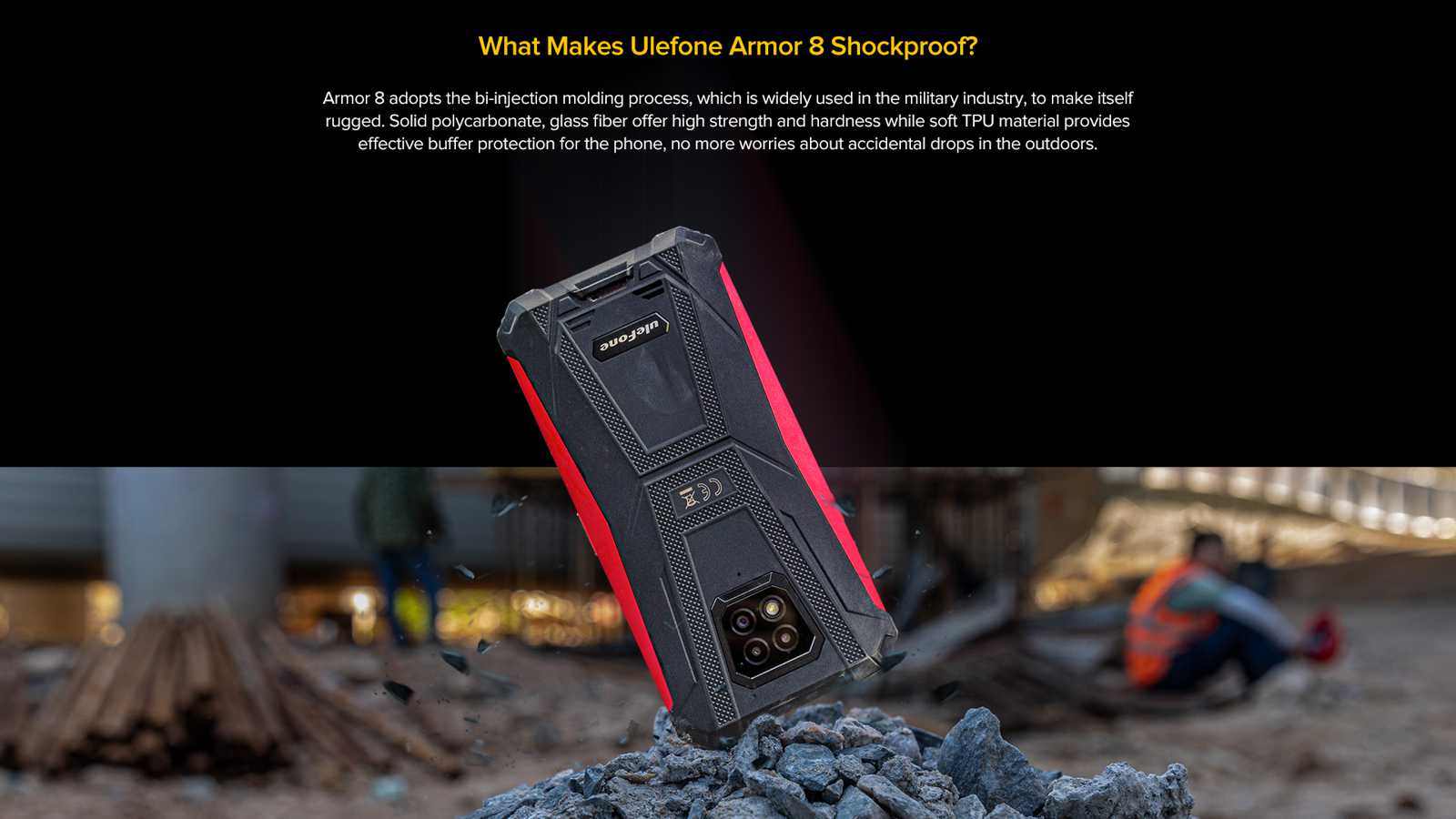 shockproof armor 8