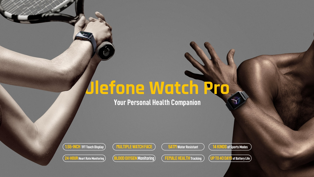 sports smart watch for rugged cell phone