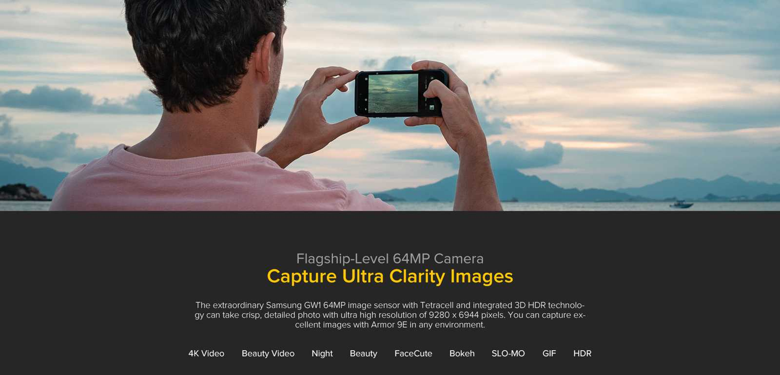 Ultra clear image capture