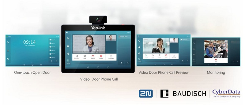 T56A enhanced video calling features