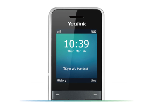 yealink W60P handset full colour TFT screen