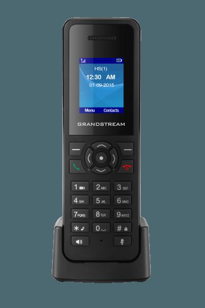 GrandStream DP720 cordless IP phone front view