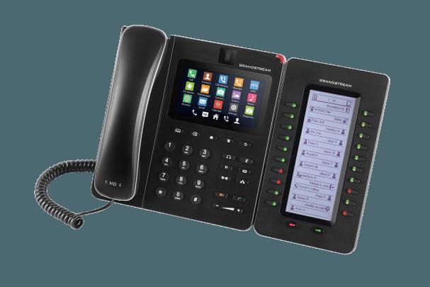 gxp3240 with gxp2200ext extension module