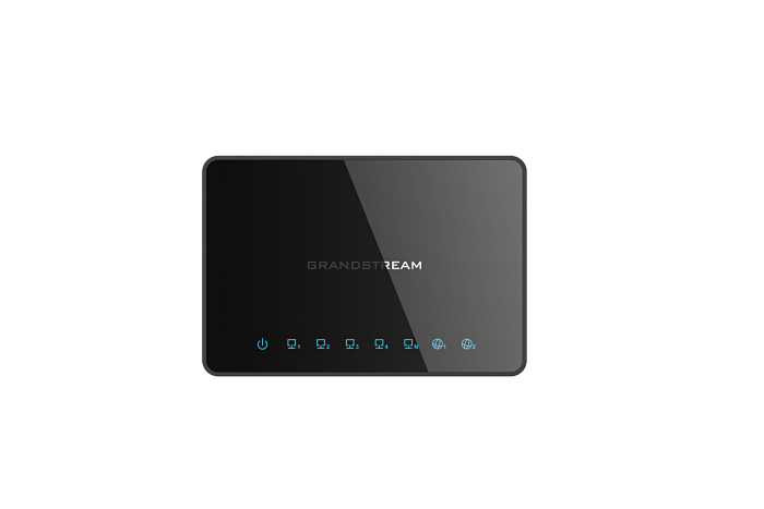 grandstream gwn7000 gigabit router vpn top view