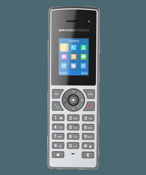 Grandstream DP722 cordless IP phone front view