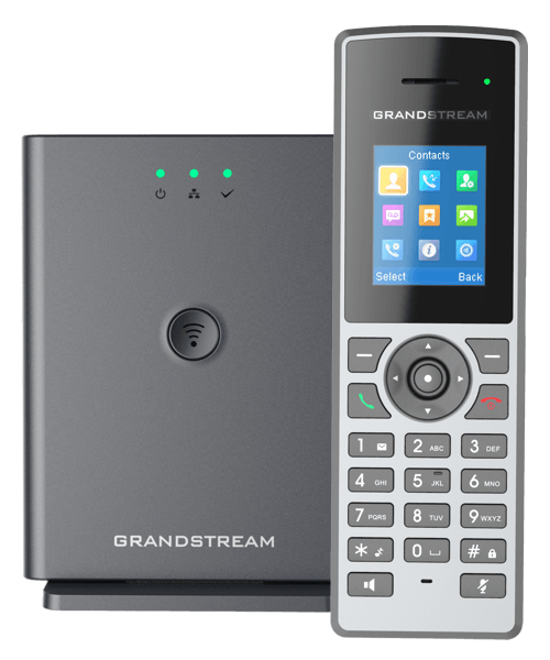 GrandStream DP752 with DP722 cordless combo
