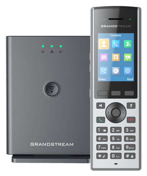 GrandStream DP752 with DP730 cordless combo kit starter package