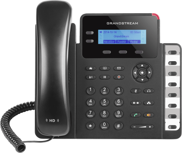 GrandStream GXP1682 basic work office ip phone