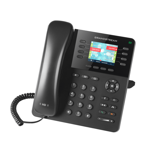 GXP2135 ip phone right view