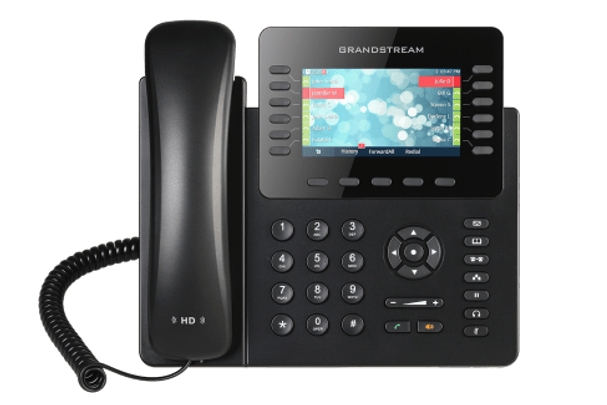 grandstream gxp2170 ip phone front