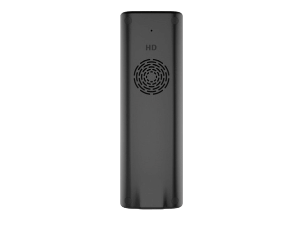 WP820 cordless WiFi ip phone rear view