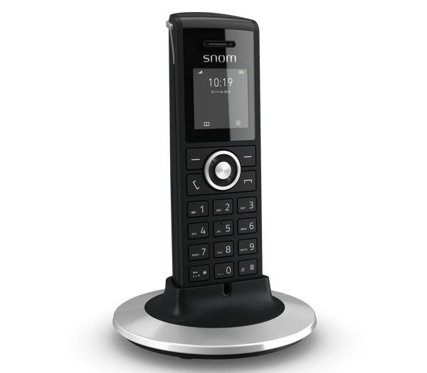 Snom M25 Cordless Office IP Phone - Handset with charging base
