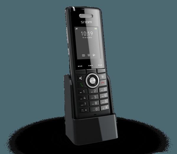 Snom M65 Cordless Office IP Phone - Handset charging base