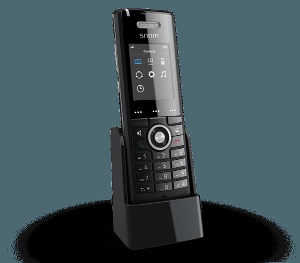 Snom M65 Cordless Office IP Phone - Handset charging base 2