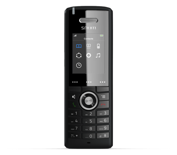 Snom M65 Cordless Office IP Phone - Handset Only front 2