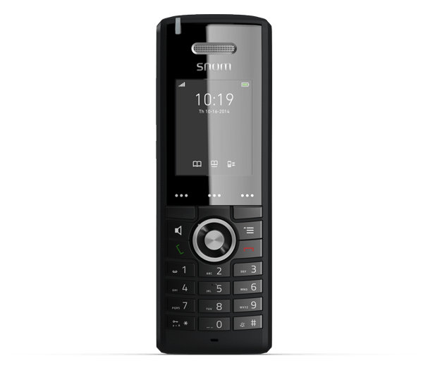 Snom M65 Cordless Office IP Phone - Handset Only front