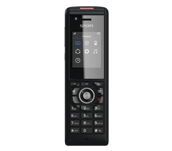 Snom M85 Rugged Cordless Office IP Phone front 2