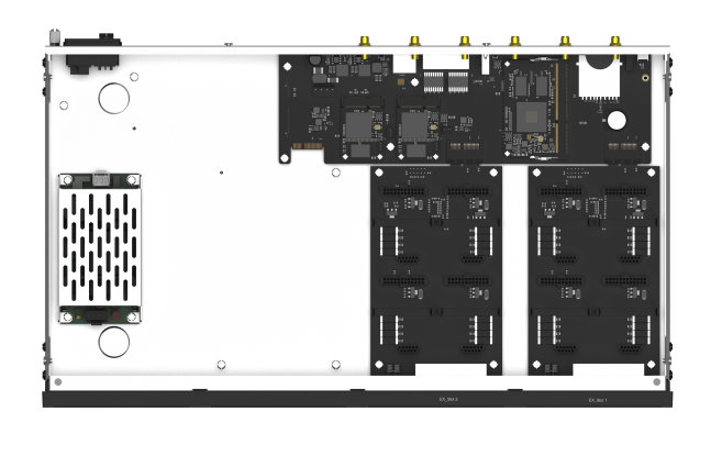 Yeastar S100 internal 2 ex30 cards