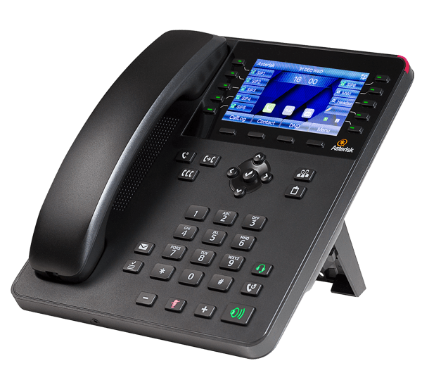 Digium A30 IP Phone front right view