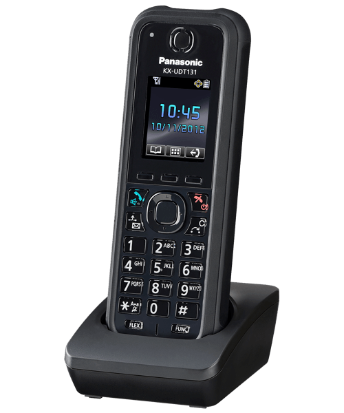Panasonic Rugged Cordless - KX-UDT131 - right view