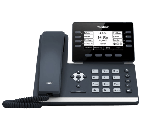 YeaLink T53W IP Phone - WiFI - BlueTooth - Entry Level