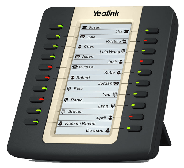 Yealink EXP20 sidecar attendant console