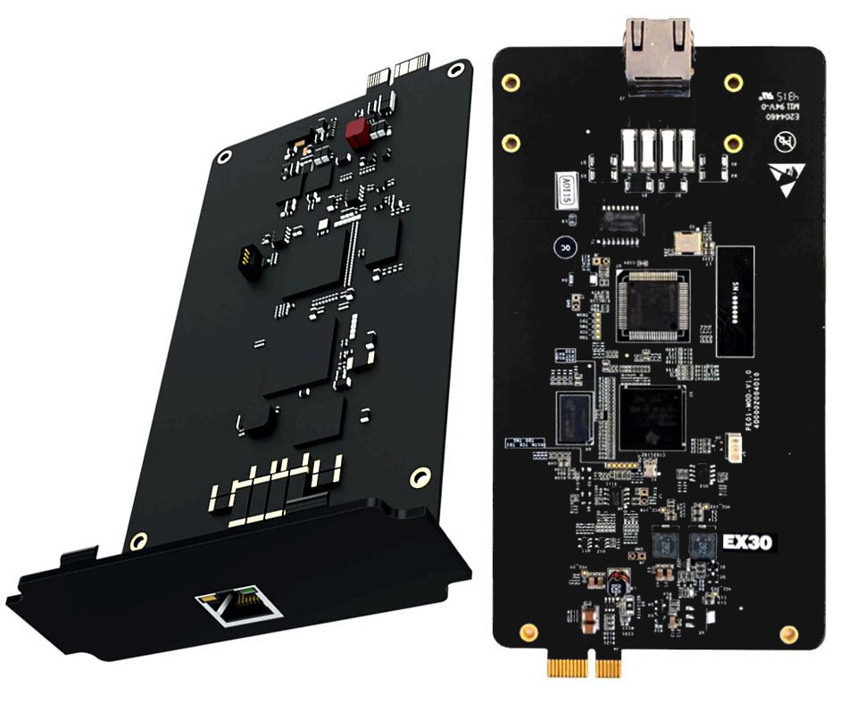 Yeastar EX30 expansion board for S100 and S300 PBX Systems