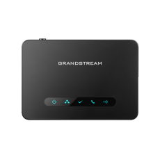 GrandStream DP750 cordless phone base unit top view