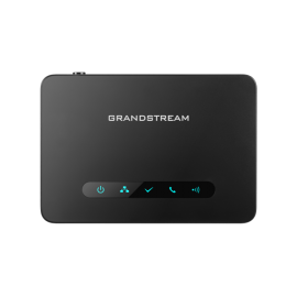 GrandStream DP750 cordless phone base unit top view