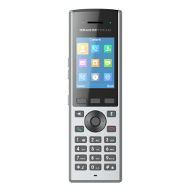 Grandstream DP730 cordless IP phone front view