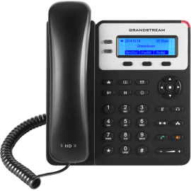 GrandStream GXP1620 basic ip phone front view