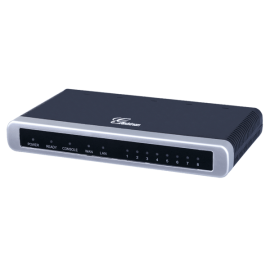 GrandStream GXW4104 VoIP SIP gateway front view