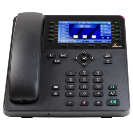 Digium A30 IP phone for asterisk pbx front view