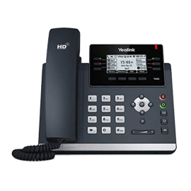 DEMO MODEL SALE - YeaLink SIP-T42S IP Phone front view