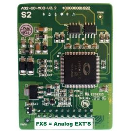 Yeastar FXS - S2 module expansion card