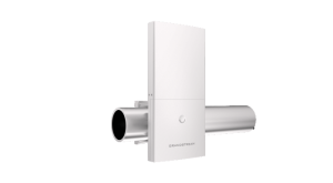 GWN7600LR wireless  outdoor access point mounted 2