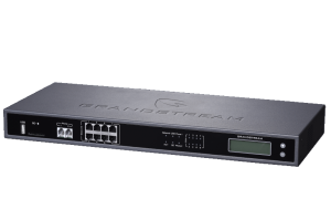 UCM 6208 VoIP PBX front right