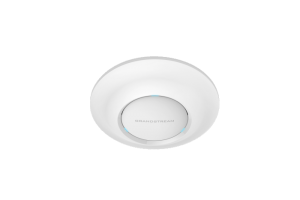 GWN7610 Wireless Access Point mounted on ceiling