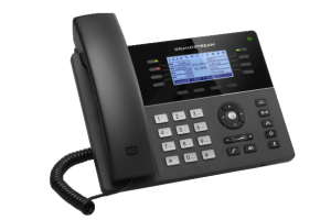 GXP1782 ip desk phone left view