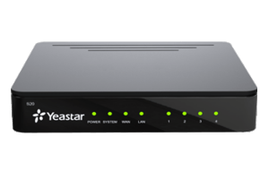 Yeastar S20 hybrid analog and voip pbx phone system