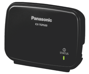 Panasonic KX-TGP600 Base Unit - front right view