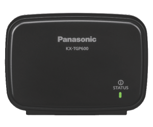 Panasonic KX-TGP600 Base Unit - front view